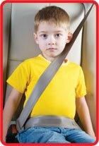 Детское удерживающее устройство ФЭСТ - запрещено